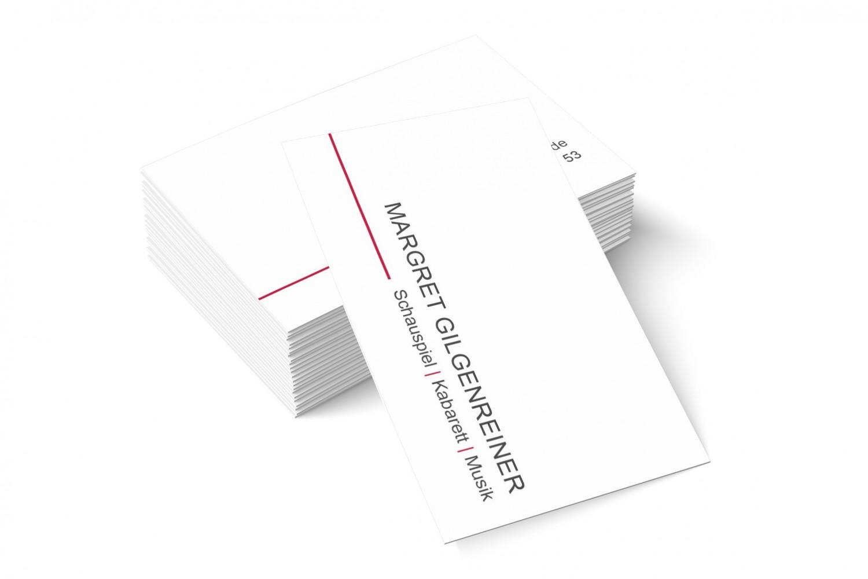 Gilgenreiner--Visitenkarten