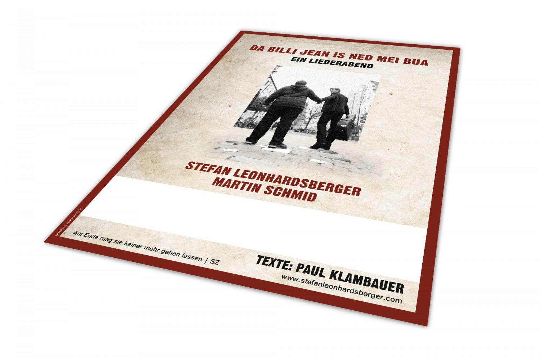 Leonhardsberger Plakat