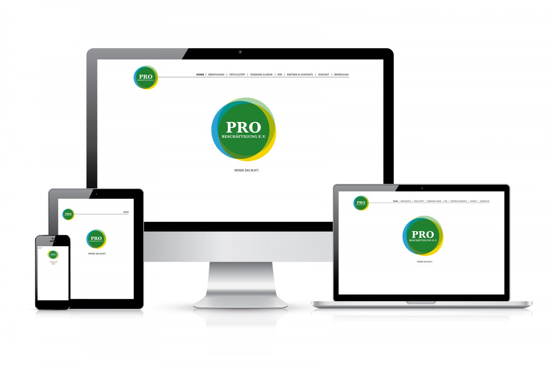 Pro-Beschäftigung-Web