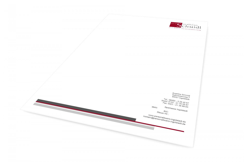 Schmidl Briefpapier
