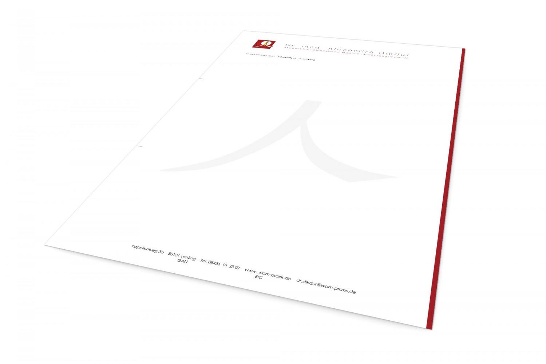 TCM-Dikdur Briefpapier